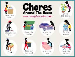 Chores around the house