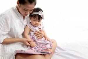 tablet interaction