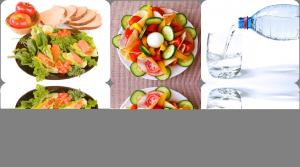 Healthy Meeting Food