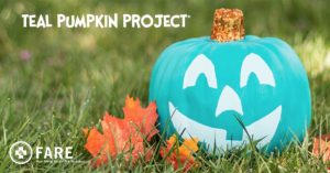 Picture of Teal Pumpkin